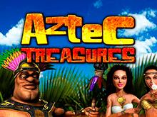 Aztec Treasures 3D от Betsoft: вносите депозит – получайте бонусы!